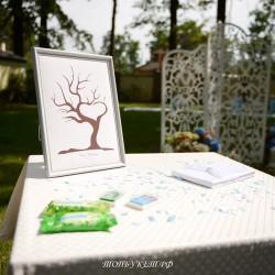 Свадебное оформление №0059 ( Свадьбный декор )