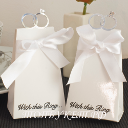 Купить свадебные бонбоньерки #0005