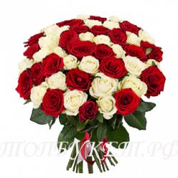 Доставка букетов  из цветов #0022 ( Санкт-Петербург )