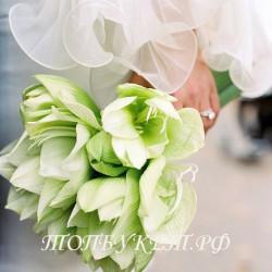 Свадебный букет невесты #0008