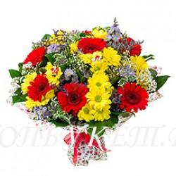 Доставка букетов  из цветов #0093 ( Санкт-Петербург )