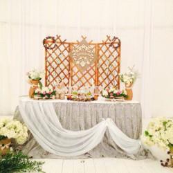 Свадебное оформление №0016 ( Свадебный декор )