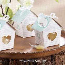 Купить свадебные бонбоньерки #0004