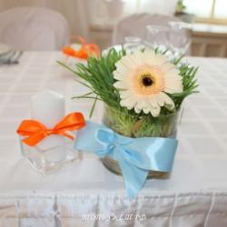 Свадебное оформление №0037 ( Свадьбный декор )