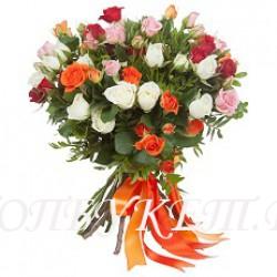 Доставка букетов  из цветов #0049 ( Санкт-Петербург )
