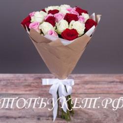 Доставка букетов  из цветов #0024 ( Санкт-Петербург )