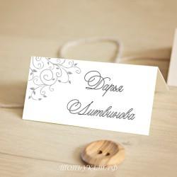 Свадебные Рассадочные карточки #0011