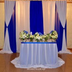 Свадебное оформление №0066 ( Свадьбный декор )