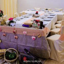 Свадебное оформление №0053 ( Свадьбный декор )