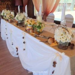 Свадебное оформление №0047 ( Свадьбный декор )