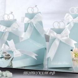 Купить свадебные бонбоньерки #0003