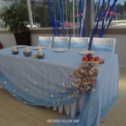 Свадебное оформление №0042 ( Свадьбный декор )