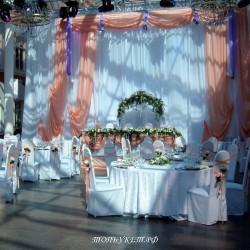 Свадебное оформление №0040 ( Свадьбный декор )