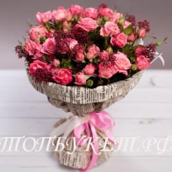 Доставка букетов  из цветов #0023 ( Санкт-Петербург )