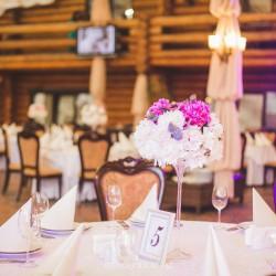 Свадебное оформление №0060 ( Свадьбный декор )