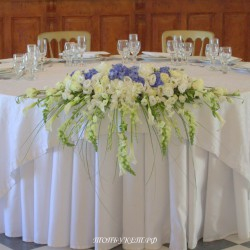 Свадебное оформление №0036 ( Свадьбный декор )