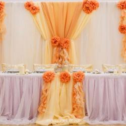 Свадебное оформление №0054 ( Свадьбный декор )