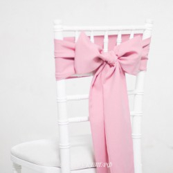 Бант на стул #0008 - Аренда бантов на свадьбу