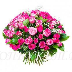 Доставка букетов  из цветов #0051 ( Санкт-Петербург )
