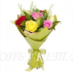 Доставка букетов  из цветов #0055 ( Санкт-Петербург )