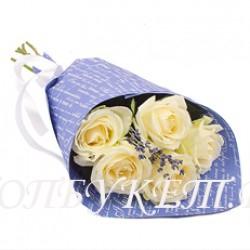 Доставка букетов  из цветов #0057 ( Санкт-Петербург )