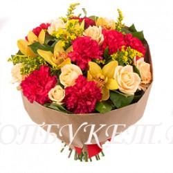 Доставка букетов  из цветов #0059 ( Санкт-Петербург )