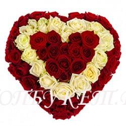 Доставка букетов  из цветов #0061 ( Санкт-Петербург )