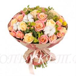 Доставка букетов  из цветов #0062 ( Санкт-Петербург )