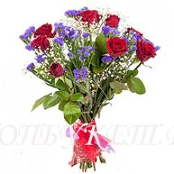 Доставка букетов  из цветов #0063 ( Санкт-Петербург )