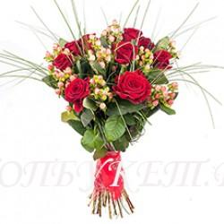 Доставка букетов  из цветов #0065 ( Санкт-Петербург )