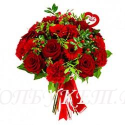 Доставка букетов  из цветов #0066 ( Санкт-Петербург )