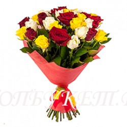 Доставка букетов  из цветов #0067 ( Санкт-Петербург )