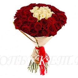 Доставка букетов  из цветов #0068 ( Санкт-Петербург )