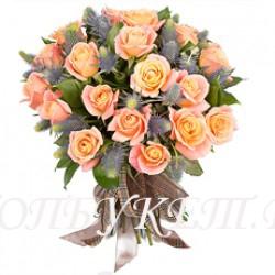 Доставка букетов  из цветов #0071 ( Санкт-Петербург )