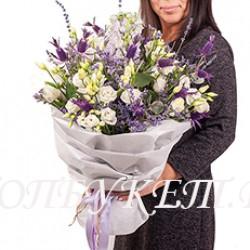 Доставка букетов  из цветов #0077 ( Санкт-Петербург )