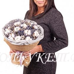 Доставка букетов  из цветов #0078 ( Санкт-Петербург )