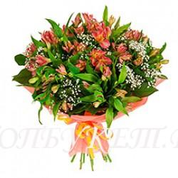 Доставка букетов  из цветов #0083 ( Санкт-Петербург )