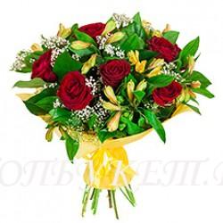 Доставка букетов  из цветов #0085 ( Санкт-Петербург )