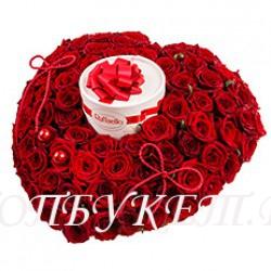 Доставка букетов  из цветов #0090 ( Санкт-Петербург )