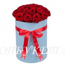 Цветы в корзине - доставка в СПБ #0041