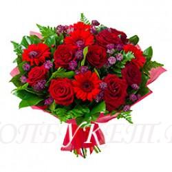 Доставка букетов  из цветов #0094 ( Санкт-Петербург )