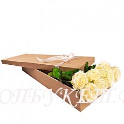 Цветы в корзине - доставка в СПБ #0045