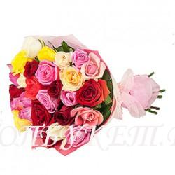 Доставка букетов  из цветов #0095 ( Санкт-Петербург )