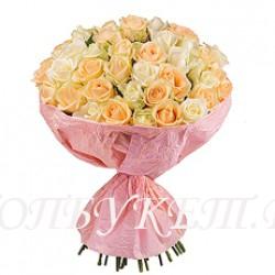 Доставка букетов  из цветов #0096 ( Санкт-Петербург )