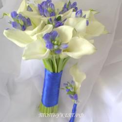Свадебный букет невесты #0072