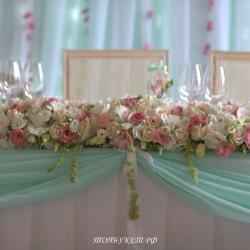Свадебное оформление №0046 ( Свадьбный декор )