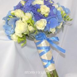 Свадебный букет невесты #0080