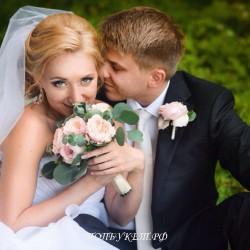 Свадебный букет невесты #0041