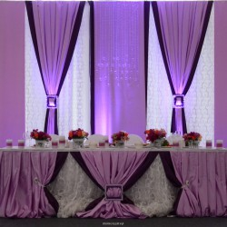Свадебное оформление №0011 ( Свадебный декор )