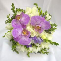 Свадебный букет невесты #0084